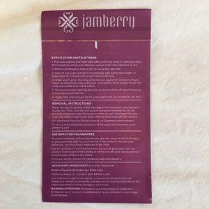 Jamberry Makeup - NWT 'Love Note' Jamberry Nail Wraps 💅 Full Set